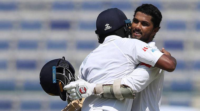 Pakistan vs Sri Lanka, Dinesh Chandimal, 1st Test, sports news, cricket, Indian Express