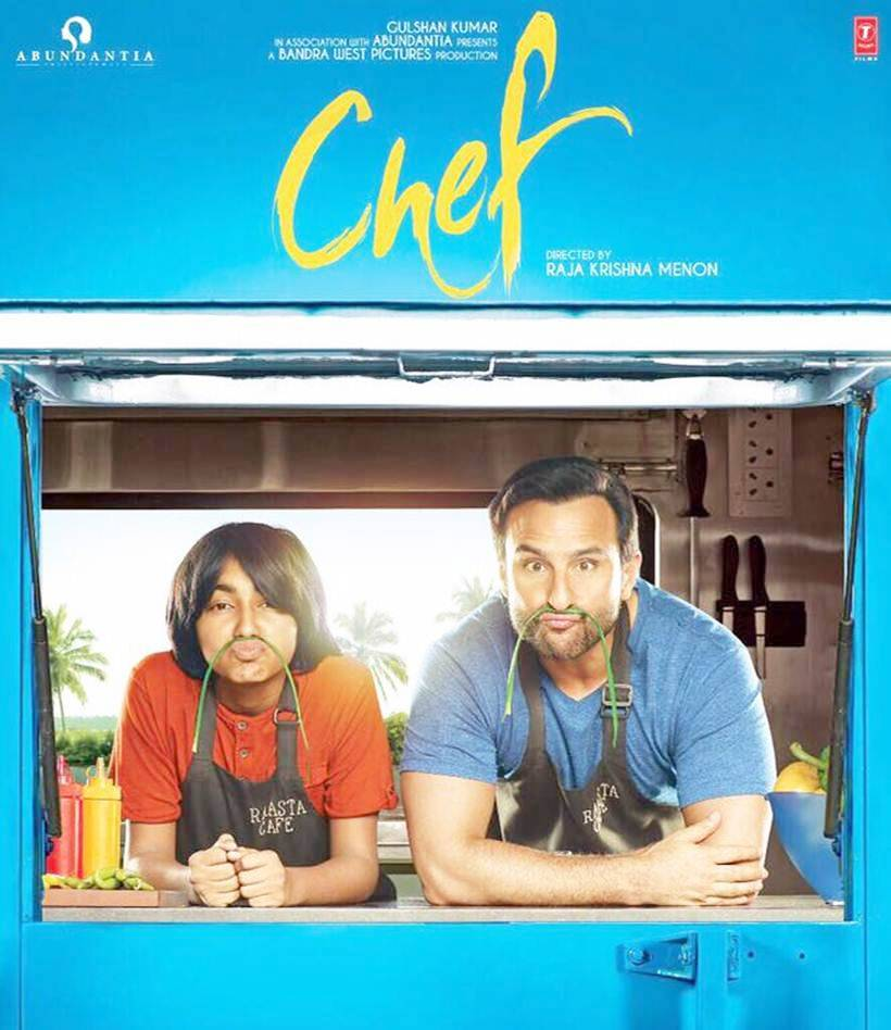 chef, chef bollywood, saif ali khan, chef pictures, chef stills