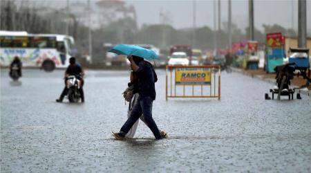 northeast monsoon, heavy rains in tamil nadu, southwest monsoon, weather news, imd updates, indian express