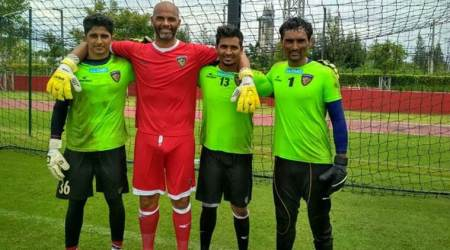 Chennaiyin FC appoint Tony Warner as goalkeeping coach