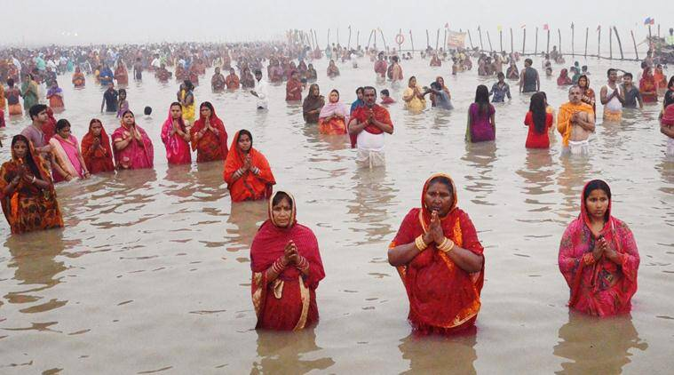 Mumbai BJP urges govt to ensure smooth Chhath festivities