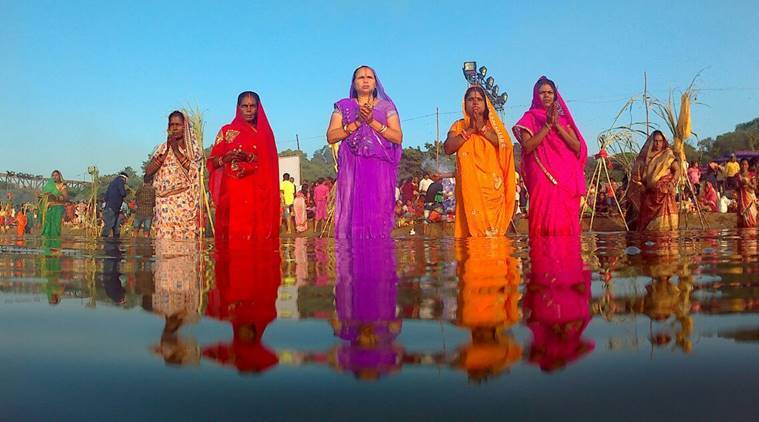 Chhath puja images, Chhath puja 2017, chhat puja, chhath puja, chat puja, chhath pooja, when is chhat, chhath puja dates, significance of chhath pooja, Indian express, Indian express news