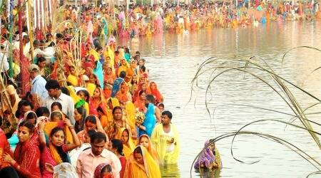 chhath puja, chhath puja 2017, significance of chhath puja, how is chhath puja celebrated, different places where chhath puja is celebrated, indian express, indian express news