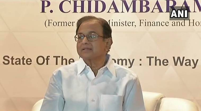 PM Modi is attacking an imagined ghost, says P Chidambaram