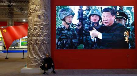 Xi's accrual of power seems to resonate with Chinesepublic