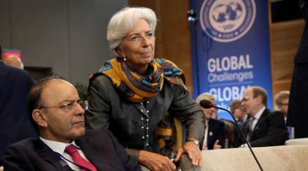 Indian economy on 'very solid track', says IMF chief Christine Lagarde