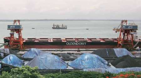 Choking Goa, 25 million tonnes of coal to rise almost 3 km into the sky