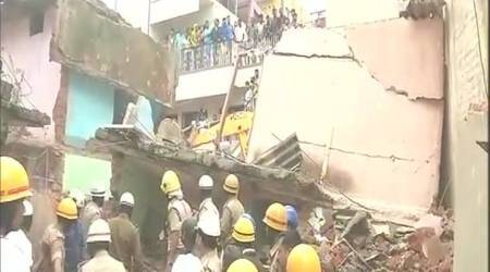 Bangalore: At least seven killed in house collapse, many feared trapped