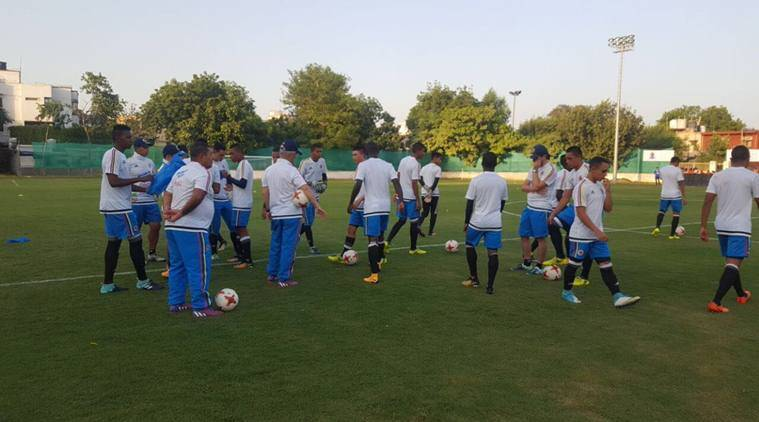 Strong Ghana promise exciting start