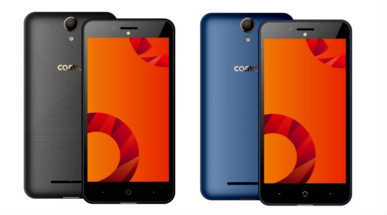 Comio C2 launched in India, comes with 20GB free Reliance Jio data