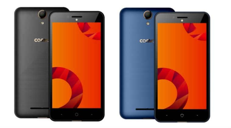 Comio, Comio C2, Comio C2 India launch, Comio C2 price in India, Comio C2 features, Comio C2 sale, Comio C2 specifications