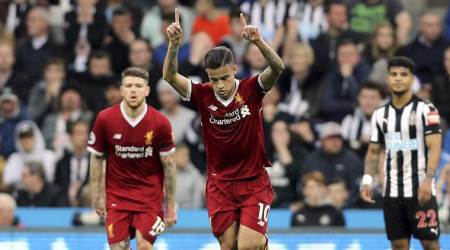 Newcastle United 1-1 Liverpool, Premier League: As it happened