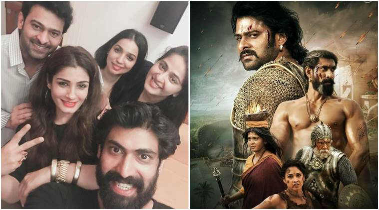 Raveena Tandon's 'Spicy' Date Night With Baahubali Star Rana Daggubati