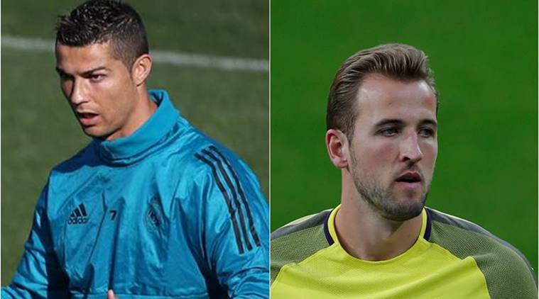 Cristiano ronaldo, harry kane, real madrid vs tottenham, champions league