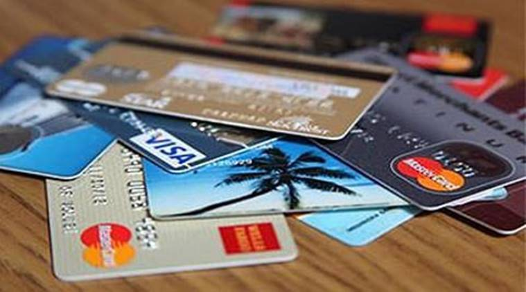 In April, 50-70% drop in transactions through credit & debit cards, cheques