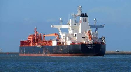 India gets its first-ever crude oil shipment from US at Odisha's Paradip port