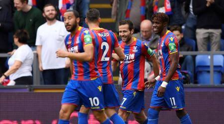 Crystal Palace vs Chelsea, English Premier League: Crystal Palace stun Chelsea 2-1 in first win of the season