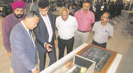 Chandigarh: Japan delegates visit CSIR-CSIO, eye joint research & development