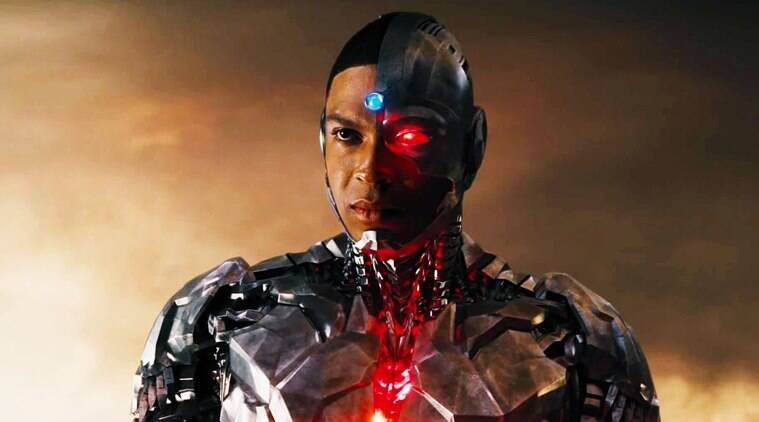 cyborg, cyborg justice league, justice league, ray fisher, ray fisher cyborg, ray fisher justice league, justice league release, justice league movie, entertainment news, indian express news