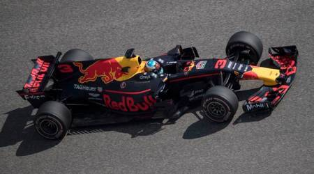 Christian Horner, red Bull, Daniel Ricciardo, sports news, Indian Express