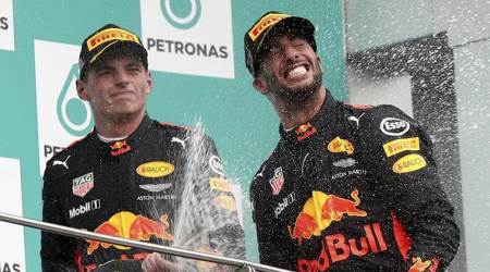 Red Bull duo Daniel Ricciardo and Max Verstappen hoping for a quick start in Japan