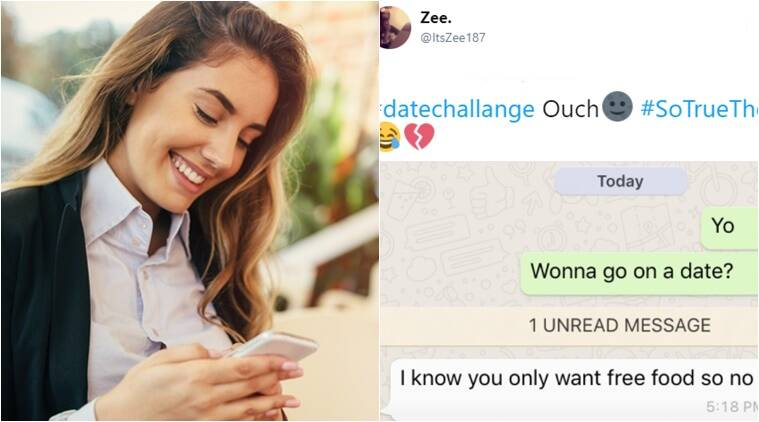 how to ask a woman out online