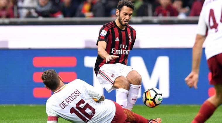 Daniele De Rossi, Lorenzo Pellegrini, Roma va AC Milan, Italy, World Cup qualifier