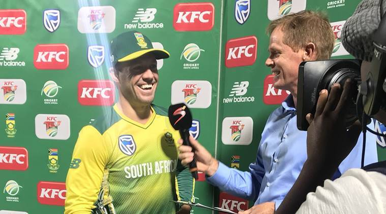 South Africa's David Miller smashes fastest T20I hundred off just 35 balls