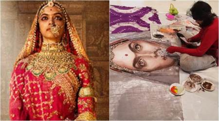 Deepika Padukone speaks up against destruction of Padmavati-inspired artwork