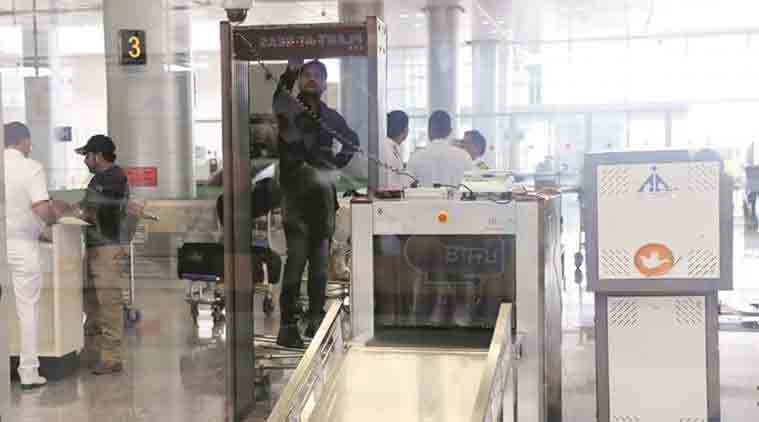 CISF, security check, airport security check, PWDs, prosthetics,