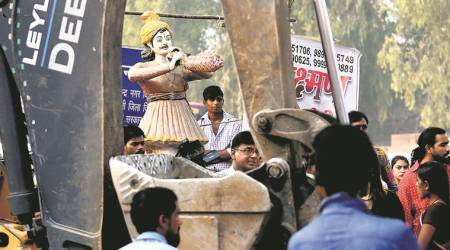 Delhi High Court asks NGOs to figure out Kathputli residents who can't berelocated