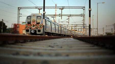 delhi metro, delhi metro fare hike, dmrc, delhi metro fare, delhi news, indian express news