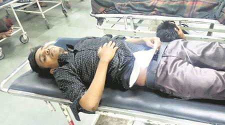 Chandigarh Accident, Chandigarh Road Accident, Chandigarh News, Latest Chandigarh News, Indian Express, indian express news