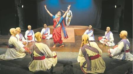 12-day international theatre festival from November 1