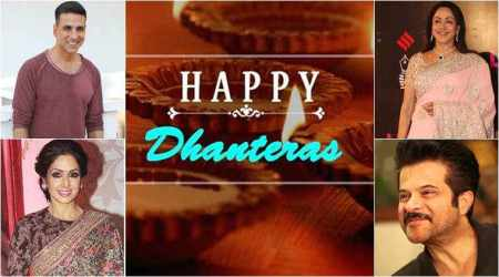 Dhanteras 2017: From Akshay Kumar to Hema Malini, B-town celebs wish their fans