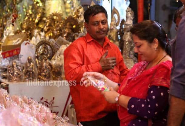 हैप्पी धनतेरस, धनतेरस 2017, Happy Dhanteras, Happy Dhanteras 2017, Diwali 2017, Dhantera celebrations, Indian express, Indian express news