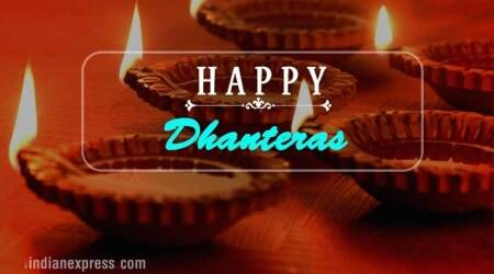 Happy Dhanteras 2017: Wish your loved ones on WhatsApp, SMS and Facebook with these photos, greetings and quotes