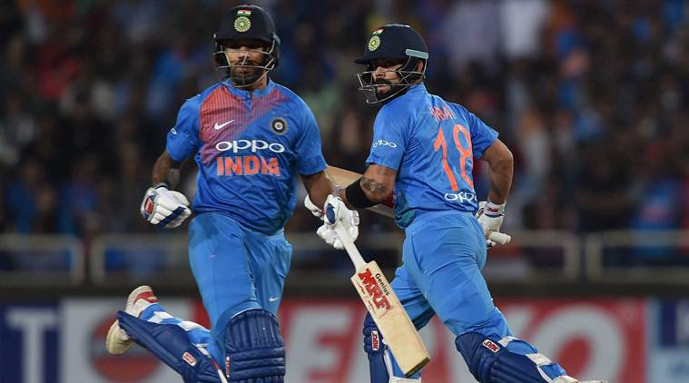 Shikhar Dhawan has said that the team has a good mix of youngsters and experienced players who can take India to top level.