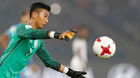 FIFA U-17 World Cup: India's 'find of the tournament', Dheeraj Moirangthem catches the eye of international scouts