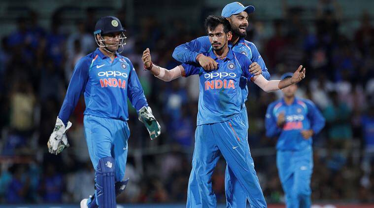 MS Dhoni, Yuzvendra Chahal, Indian cricket team, BCCI, sports news, cricket, Indian Express
