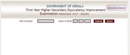 DHSE Kerala 1st year improvement equivalency exam 2017: Results declared at dhsekerala.gov.in