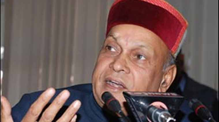 Himachal Pradesh Assembly Elections 2017, himachal pradesh polls, BJP, Congress, Himachal elections, Prem Kumar Dhumal, Himachal Pradesh elections, Himachal Pradesh chief minister, BJP CM candidate,