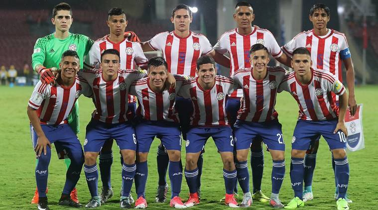 FIFA U 17 World Cup, Paraguay, Diego Huesca, goalkeeper Paraguay, Valencia CF, FIFA u 17 wc, Football news, Indian Express
