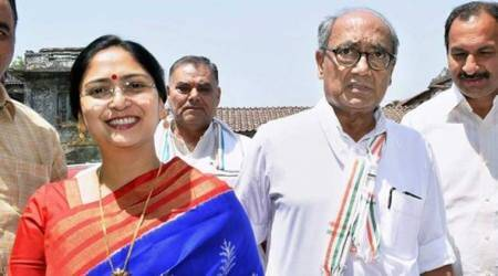 Ever since Digvijaya's second marriage, there has been considerable heartburn among his Rajput family