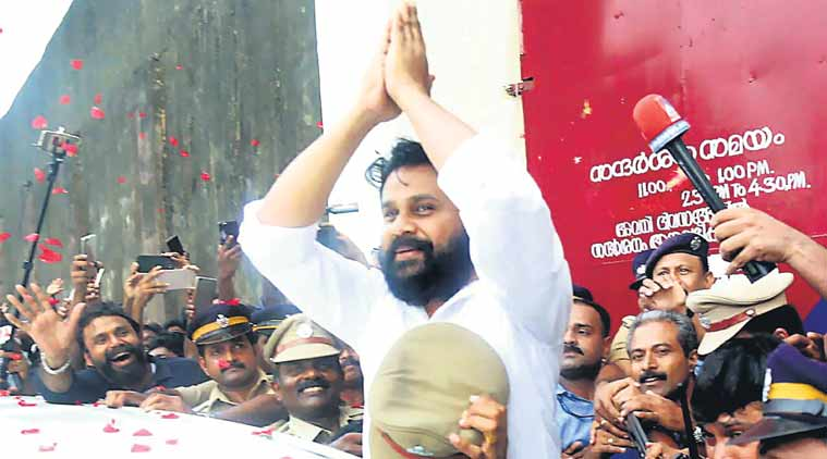 Dileep granted bail in woman actor sexual assault case