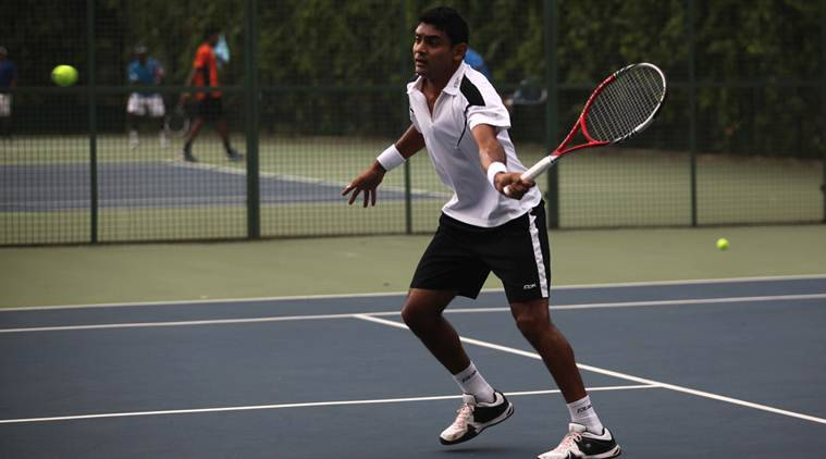 Divij Sharan, ATP World Tour, European Open, Scott Lipsky, sports news, tennis, Indian Express