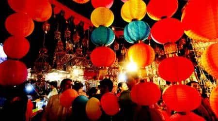 Diwali 2017, Diwali images, diwali greetings, diwali photos, Deepawali 2017, Diwali celebration, Deepawali celebration, Dhanteras, Narak Chaturdasi, Bhai Dooj, Indian express, Indian express news