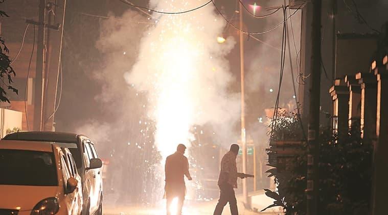 Fireworks, straw burning worsen Punjab Diwaliair