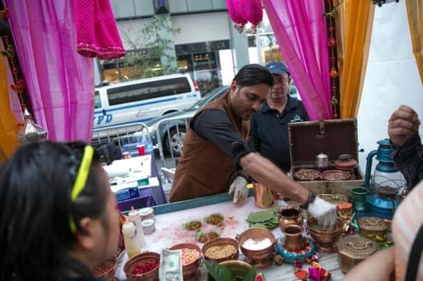 Diwali, Diwali New York, Diwali celebrations, Diwali in the world, Diwali party, Diwali melas, Diwali USA, indian express, indian express news
