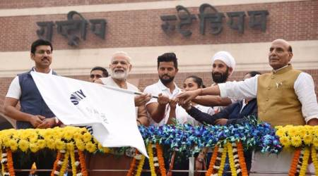 Vallabhbhai Patel anniversary highlights: PM Modi flags off Run for Unity, says Sardar is in the soul ofIndia